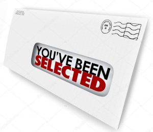 youve-been-selected-words-envelope